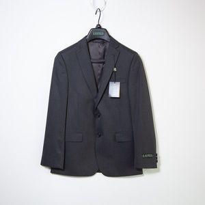 Lauren Ralph Lauren Charcoal Grey Blazer NWT_14R